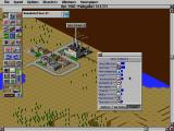 SimCity 2000 DOS Industry statistics