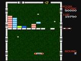 Arkanoid NES The second level