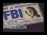 The X-Files Game Windows Gillian Anderson (from intro)
