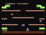 Mario Bros. NES Fighterflies enter the scene