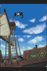 The Legend of Zelda: Phantom Hourglass Nintendo DS ...and near the pirate's ship.