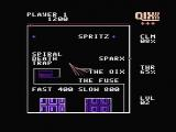 QIX NES An introduction to the enemies