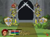 AdventureQuest Browser A donation to the hard-working Artix Staff will net you a number of perks, not the least of which is access to the Guardian Tower.