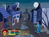 AdventureQuest Browser You can pay a visit to other towns, such as Granemor, which could use a fresh coat of paint...