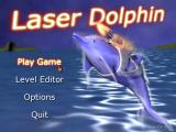 Laser Dolphin Windows Titles screen.