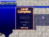 Laser Dolphin Windows Level complete! Let's see how well I did.