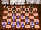 Chess Wars: A Medieval Fantasy DOS Another 3D board with normal pieces
