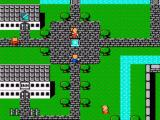 Final Fantasy NES In a town