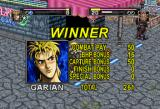 "Dark Savior SEGA Saturn Parallel I ~ ""Winner"" - Garian can take some of his opponents captive. Once captured the player can choose to send a captive into battle in place of Garian."
