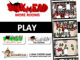 Boxhead: More Rooms Browser Main menu