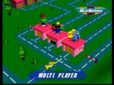 Micro Machines 64 Turbo Nintendo 64 Game Setup