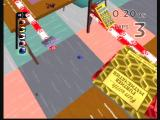 Micro Machines 64 Turbo Nintendo 64 The Big School-Desk Jump