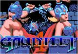 Gauntlet IV Genesis Title screen