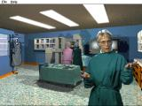 Virtual Surgeon: Open Heart Windows 3.x Operation room