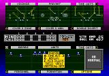 NFL Sports Talk Football '93 Starring Joe Montana Genesis Paused game options
