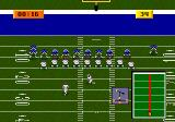 NFL Sports Talk Football '93 Starring Joe Montana Genesis Field goal kick