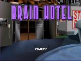 Tales of the Odd: Brain Hotel Browser Title screen