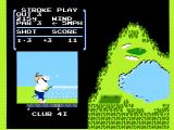 Golf NES Just cleared the water