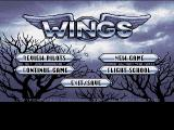 Wings Amiga Main Title/Main Menu