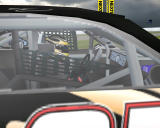 NASCAR SimRacing Windows Driver from the right side