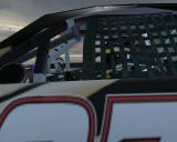 NASCAR SimRacing Windows Driver from the left side