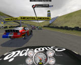 NASCAR SimRacing Windows Pace Lap