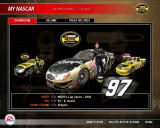 NASCAR SimRacing Windows My nascar screen