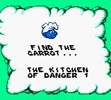 The Smurfs' Nightmare Game Boy Color The goal for this level
