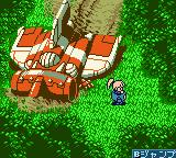 Star Ocean: Blue Sphere Game Boy Color At the crash site