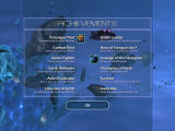 Aces of the Galaxy Windows Some of the achievements that can be unlocked.