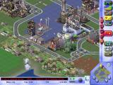 SimCity 3000 Windows Riots ! Fires ! My my, the Moby denizens are a trouble making bunch ! I think I should spring for a jail after this.