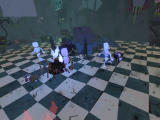 American McGee's Grimm: A Boy Learns What Fear Is Windows Skeletons on the run