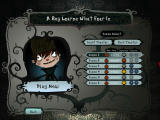 American McGee's Grimm: A Boy Learns What Fear Is Windows Scene and theater selection