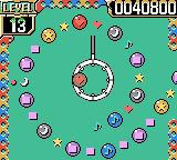Ballistic Game Boy Color You get new shapes as the level advances.