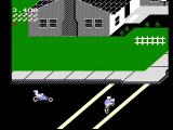 Paperboy NES Be careful crossing the street!