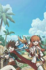Summon Night: Twin Age Nintendo DS Choose your main character.
