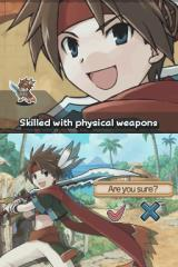 Summon Night: Twin Age Nintendo DS I'll go for this dude :)