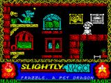 Slightly Magic ZX Spectrum More pet dragons!