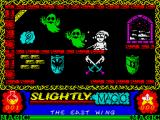 Slightly Magic ZX Spectrum Gotta get rid of them ghosts...