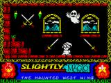 Slightly Magic ZX Spectrum More spooks.