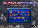 Software Tycoon: Der Spielemanager Windows Scenario selection