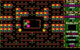 Pacman on E's Atari ST Two player mode