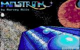 Maelstrom Atari ST Title screen