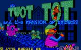 Twot Tot and the Mansion of Madness Atari ST Title screen