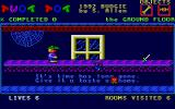Twot Tot and the Mansion of Madness Atari ST Two bugs, a sword and a clue
