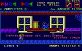 Twot Tot and the Mansion of Madness Atari ST Another clue maybe