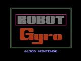 Gyromite NES Title screen