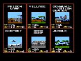 Operation Wolf NES The missions you need to accomplish