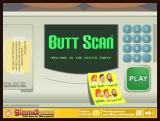 Butt Scan Browser Title screen