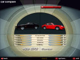 Need for Speed: Porsche Unleashed Windows Comparing Porsche 928 GTS and Porsche Turbo